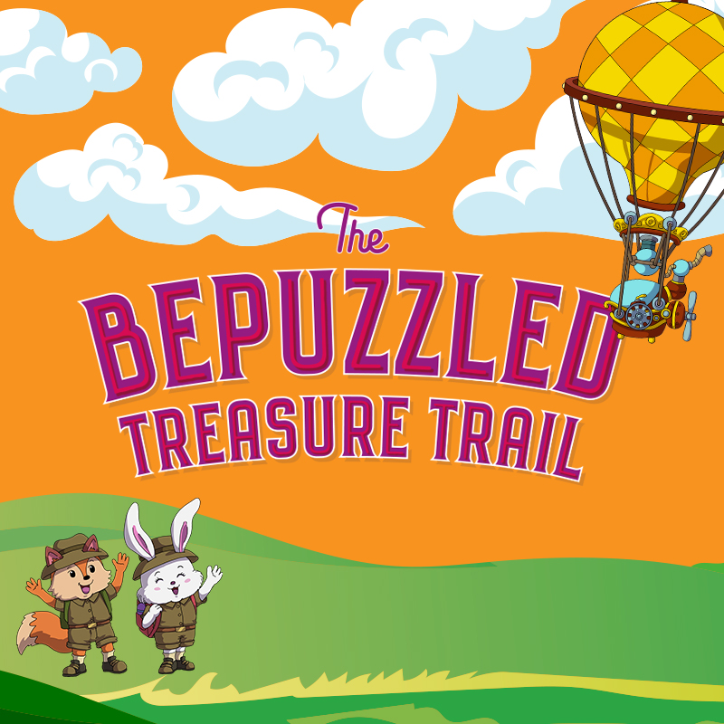 Bepuzzled Summer Trail