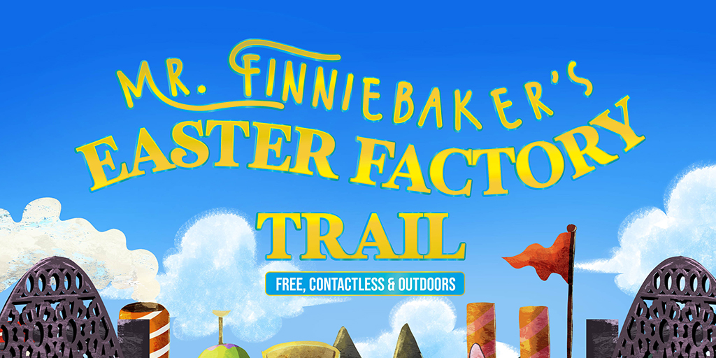 Mr Finniebakers Easter Factory Trail