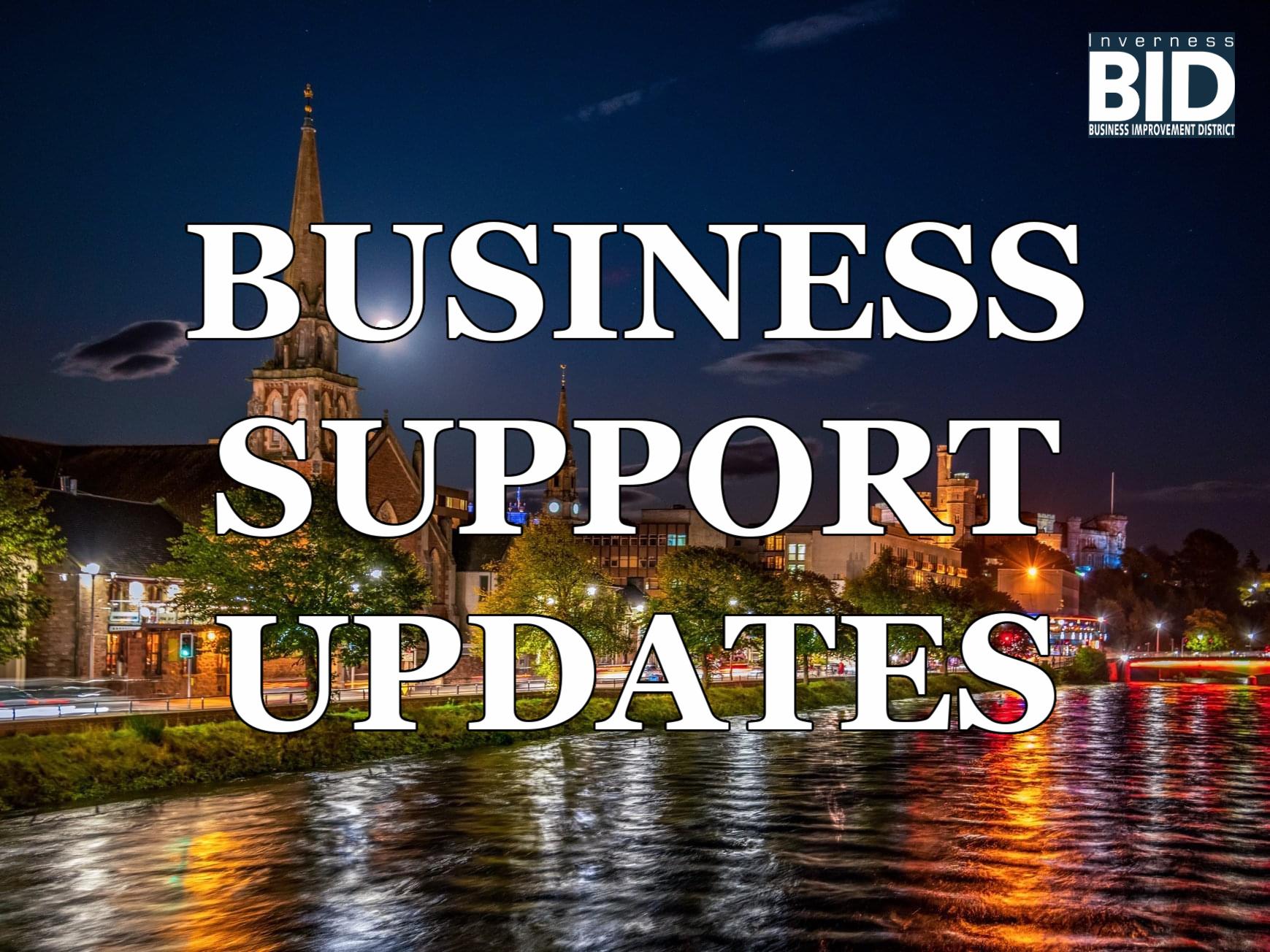 Business Updates December 2020