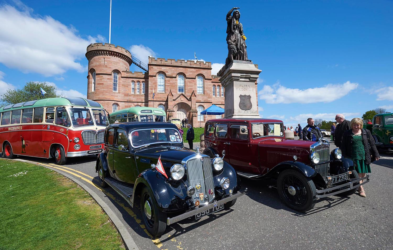 Inverness Classic Vehicle Show 2020 – POSTPONED