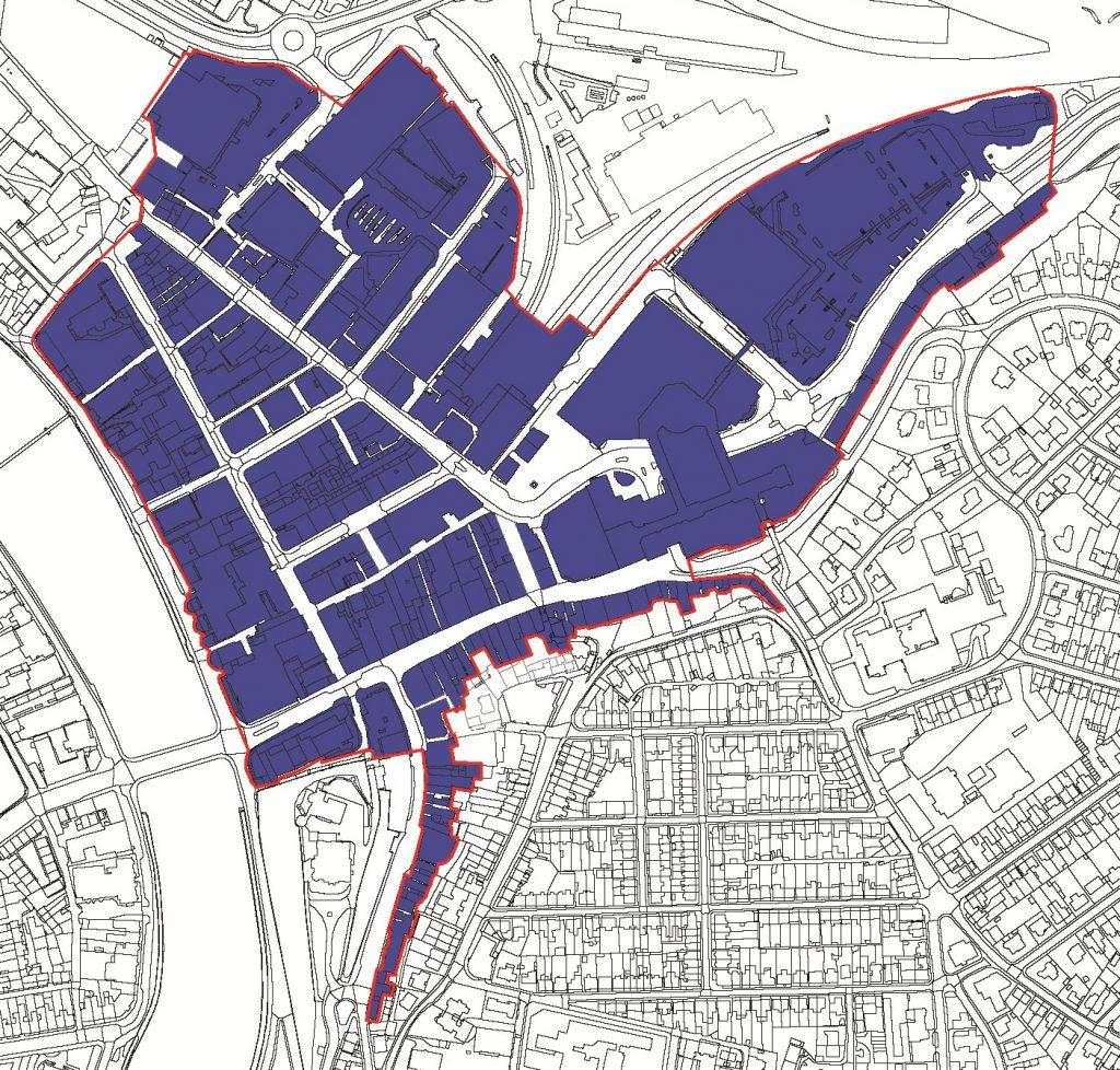 Inverness Bid Area