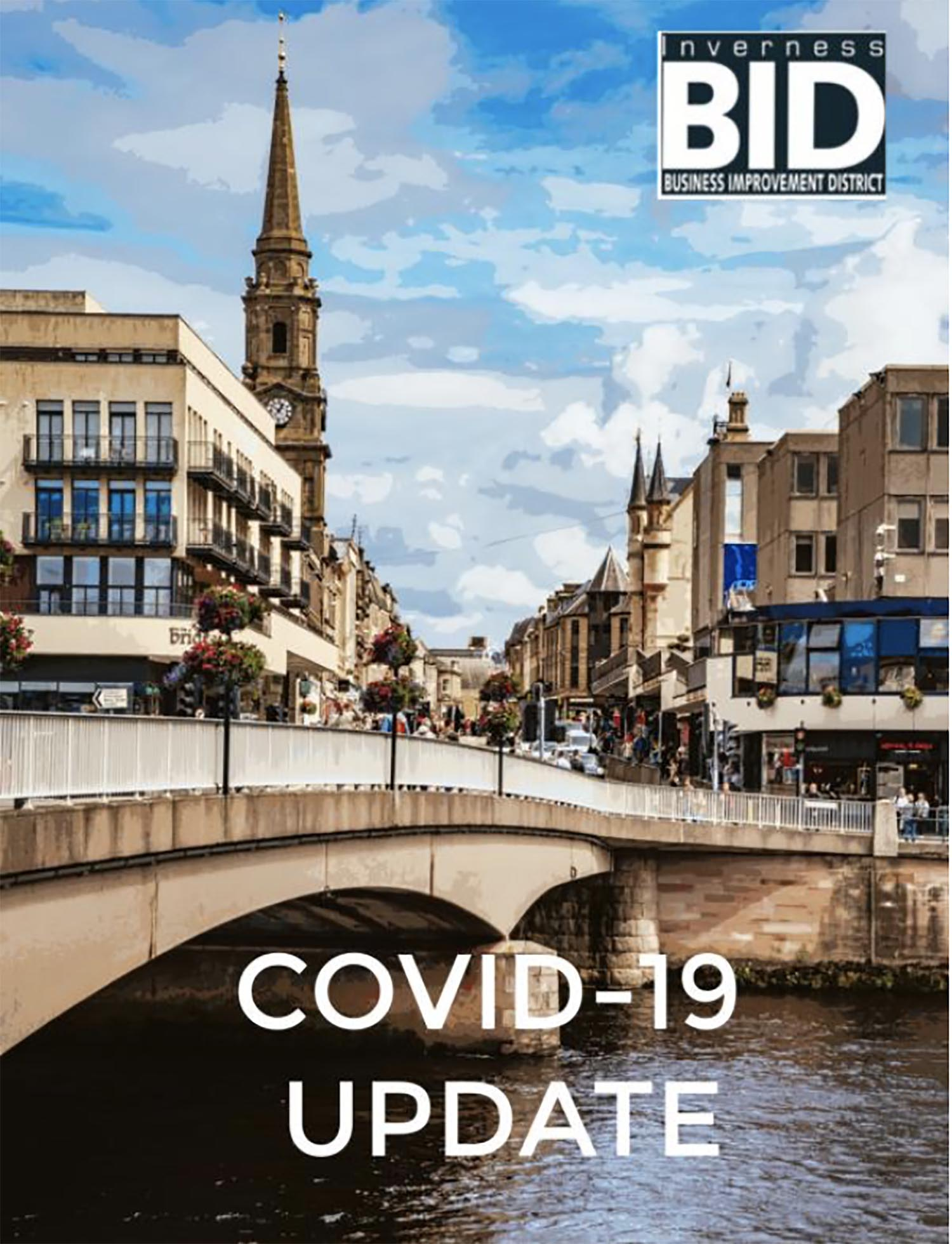 COVID-19 BUSINESS SUPPORT & UPDATES