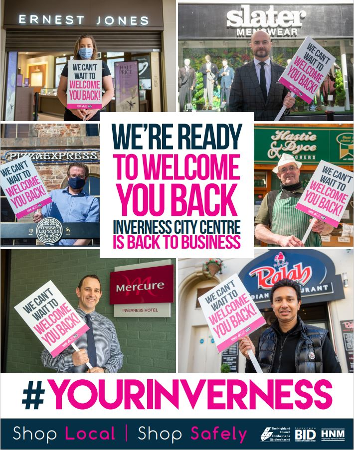 We're Ready to Welcome You Back!